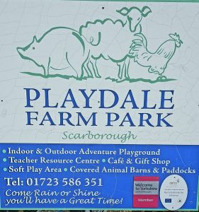 Playdale Farm, Cayton, Yorkshire Coast