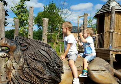 A Brilliant day out at Marwell Zoo