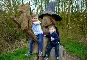 Room on the Broom, Anglers Park, Wakefield
